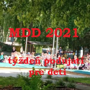 MDD 2021